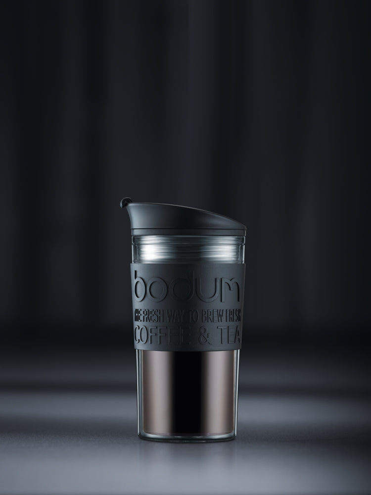 Travel Mug 350ml - Black