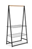 Linn Clothes Rack, Large - Black