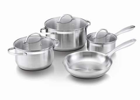 Amsterdam 7 piece Cookware Set