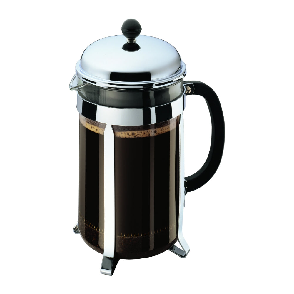 Chambord French Press Coffee Maker 12 Cup, 1.5L