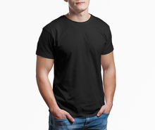 Load image into Gallery viewer, Black Short Sleeve T-Shirt