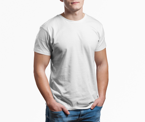 White Short Sleeve T-Shirt