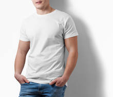 Load image into Gallery viewer, White Short Sleeve T-Shirt