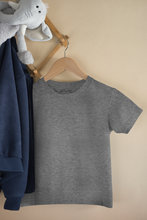 Load image into Gallery viewer, Kids' Gray Short Sleeve T-Shirt