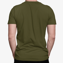 Load image into Gallery viewer, Military Green Short Sleeve T-Shirt