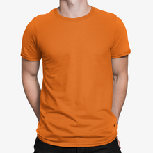 Load image into Gallery viewer, Orange Short Sleeve T-Shirt