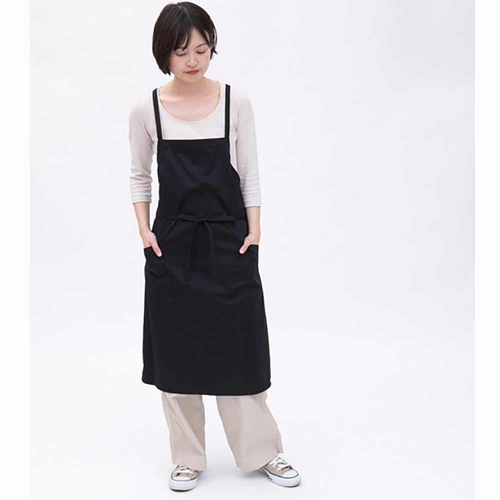 Cocowalk 2020 New Design Behind Beautiful Wrap Apron<br>日本製 2020新款圍裙(二色)