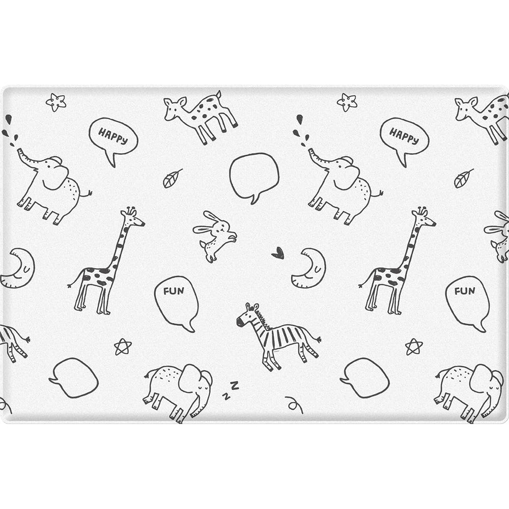 Parklon Animal Talk Pure Soft Mat <br> 動物/波浪地墊