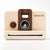 Father's Factory Wooden Digital Camera - Instant One 2.0R* <br>立可拍木製數碼相機