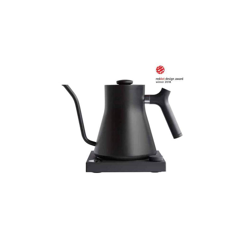 Fellow Stagg Electric Pour-Over Kettle (0.6L) Matte Black <br>電子溫控手沖壺<br>(預購-2週)