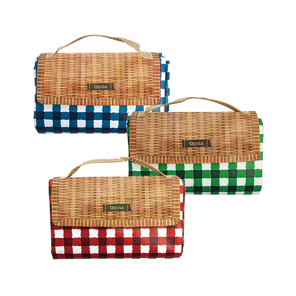Picnic Blanket Gingham Check <br> 格子野餐墊