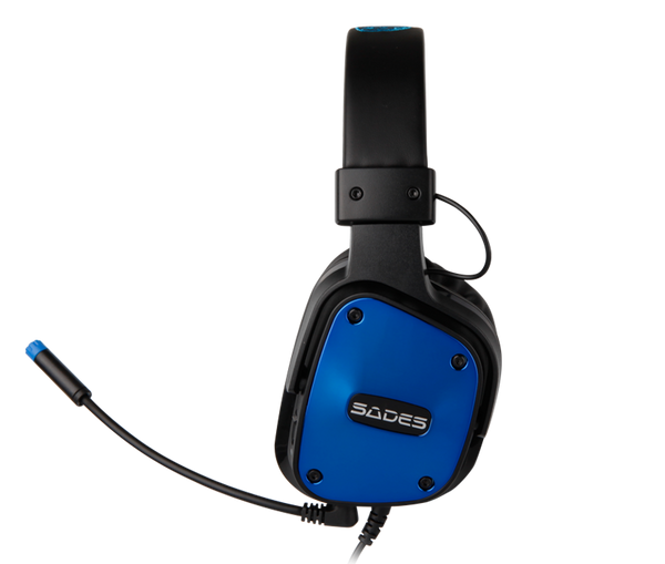 SADES DPOWER Multiplatform Stereo Gaming Headset with Microphone for PC/PS4/XBOX ONE