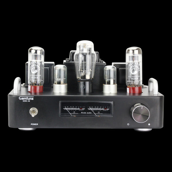 Gemtune GS01-M Class-A Integrated Hi-Fi Vacuum Tube Amplifier w/ Tube 2XEL34B &2X6N9P &1X5Z3P