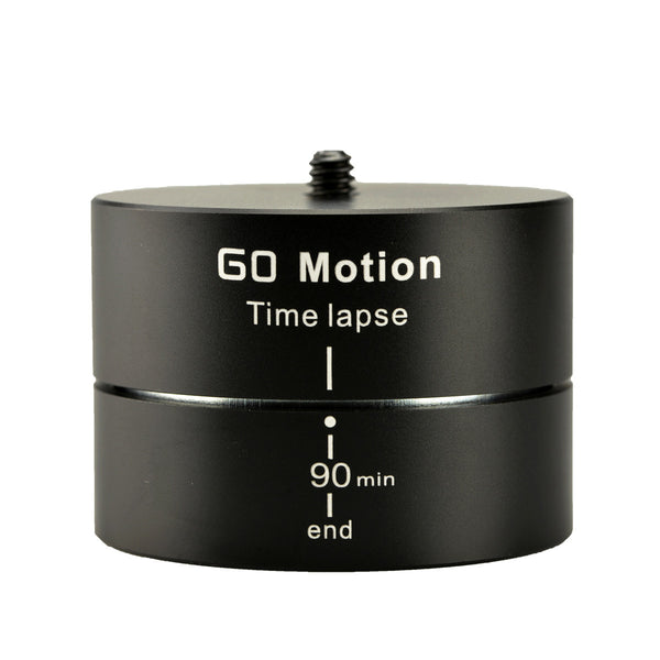 Gemtune LT-002 360° 90 minites Rotating Tripod Time Lapse Stabilizer for Gopro/phone/digital camera