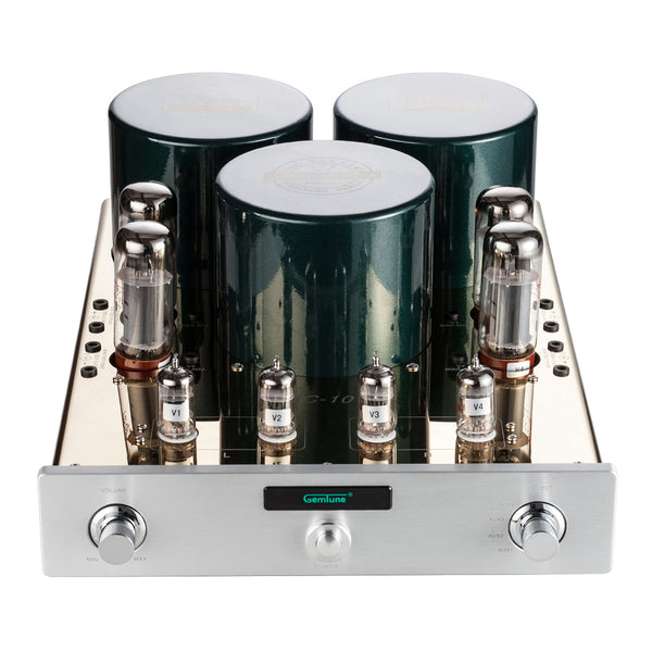 Gemtune MC-10T EL34B4 Hi-Fi Integrated Push-Pull Tube Amplifier