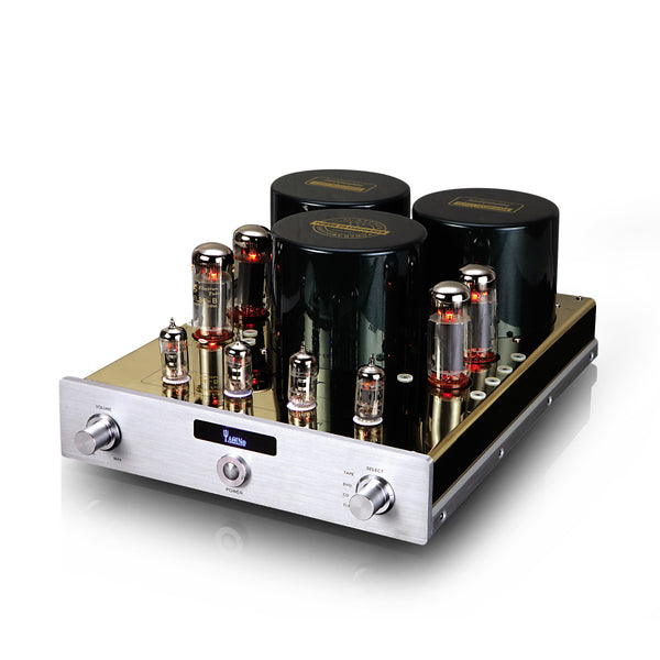 YAQIN MC-10T EL34B*4 Hi-Fi Integrated Push-Pull Tube Amplifier