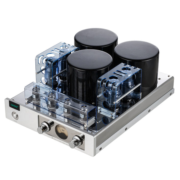 Gemtune MC-13S EL34 (6CA7) 4 Vacuum Tube Integrated Push-Pull Amplifier (With Protect Cover)