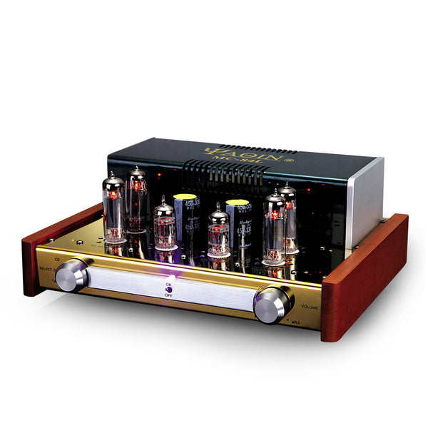 YAQIN MC-84L EL84 x4 Class A Vacuum Tube Integrated Amplifier