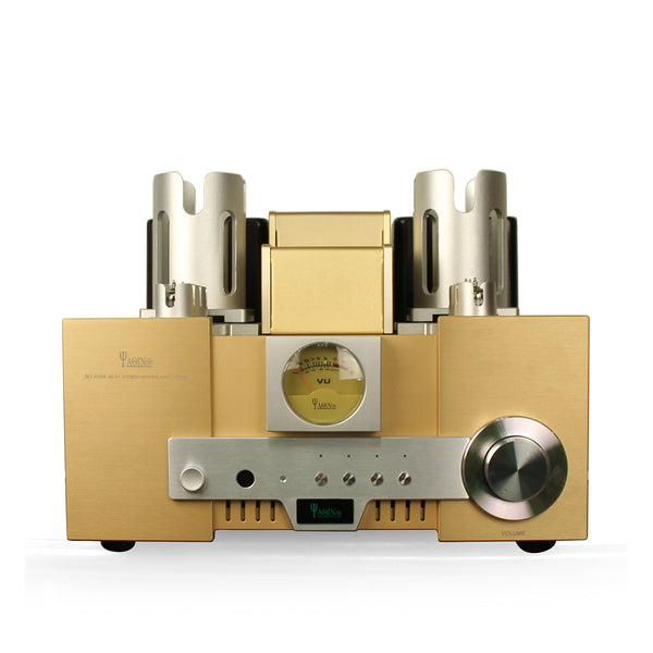 YAQIN MS-650B 845*2 Class A Single Ended Integrated Tube Amplifier with Remote Control
