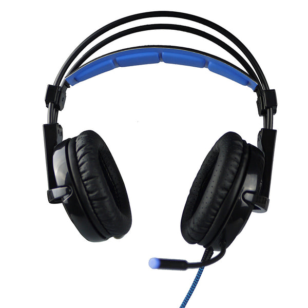 SADES LOCAST 7.1 Surround Sound Stereo Gaming Headset with Microphone