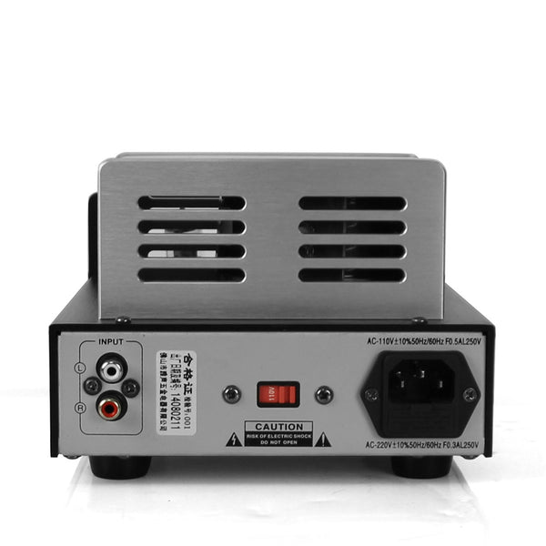 YAQIN PH-5L Hi-Fi 6JIx2 Headphone Tube Amplifier