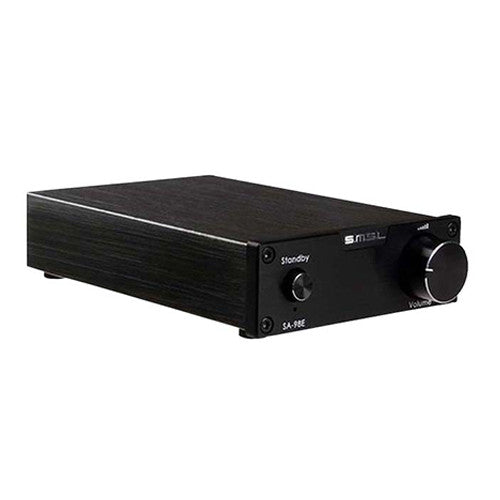 SMSL SA-98E 2 * 160W TDA7498 amplifier stereo digital amplifier(Black)