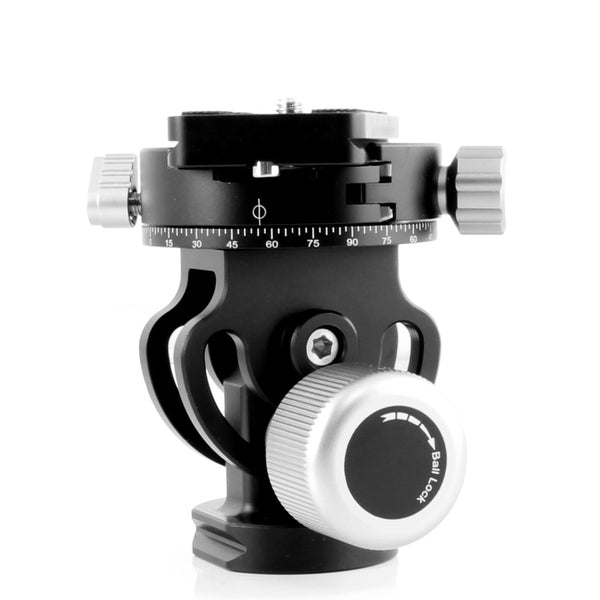 Gemtune Panoramic head Monopod head telephoto bird watching made for Sirui L10 RRS VH-10(MH-02)