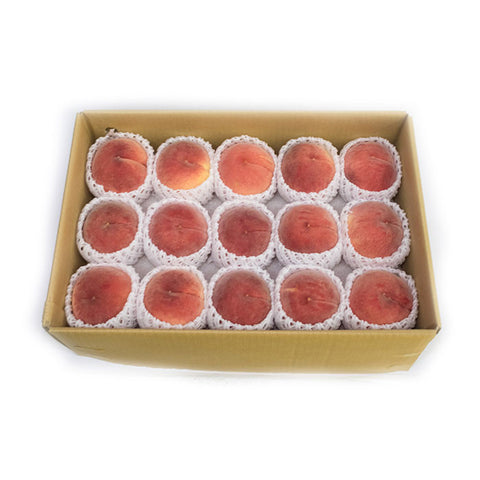 Japan White Peach (Box)