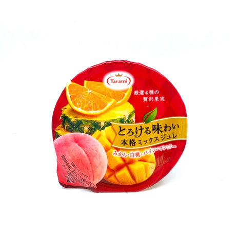 Jap Jelly: 日本果冻 (Mixed Fruit)