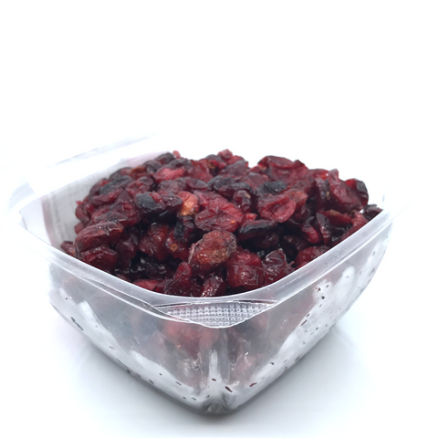 Dried: Cranberries