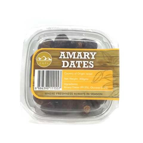 Dried Goods: Amary Dates