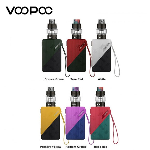 VOOPOO FIND 120W TC Kit with UFORCE T2 4400mAh