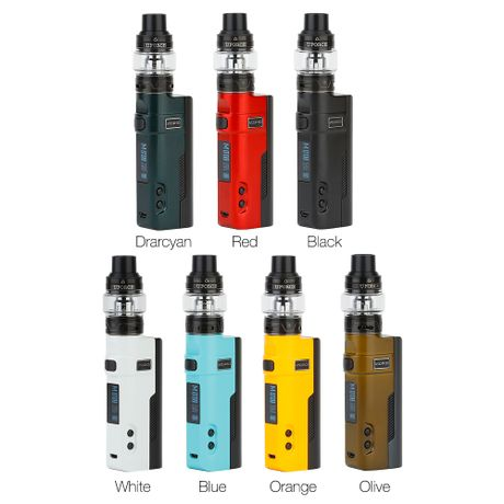 VOOPOO REX 80W TC Kit with UFORCE Tank