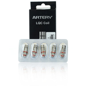 Artery LQC Coil for Lady Q and PAL AIO (5 Pack)