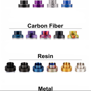 FreeMax FireLuke Mesh Tank Top Cover and Drip Tip Combo