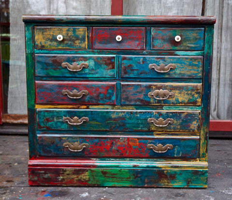 SOLD! Chest of Drawers