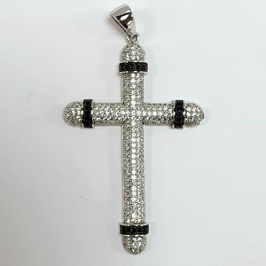 Silver Cross Chain Hallmarked 925 - Product Code - L113