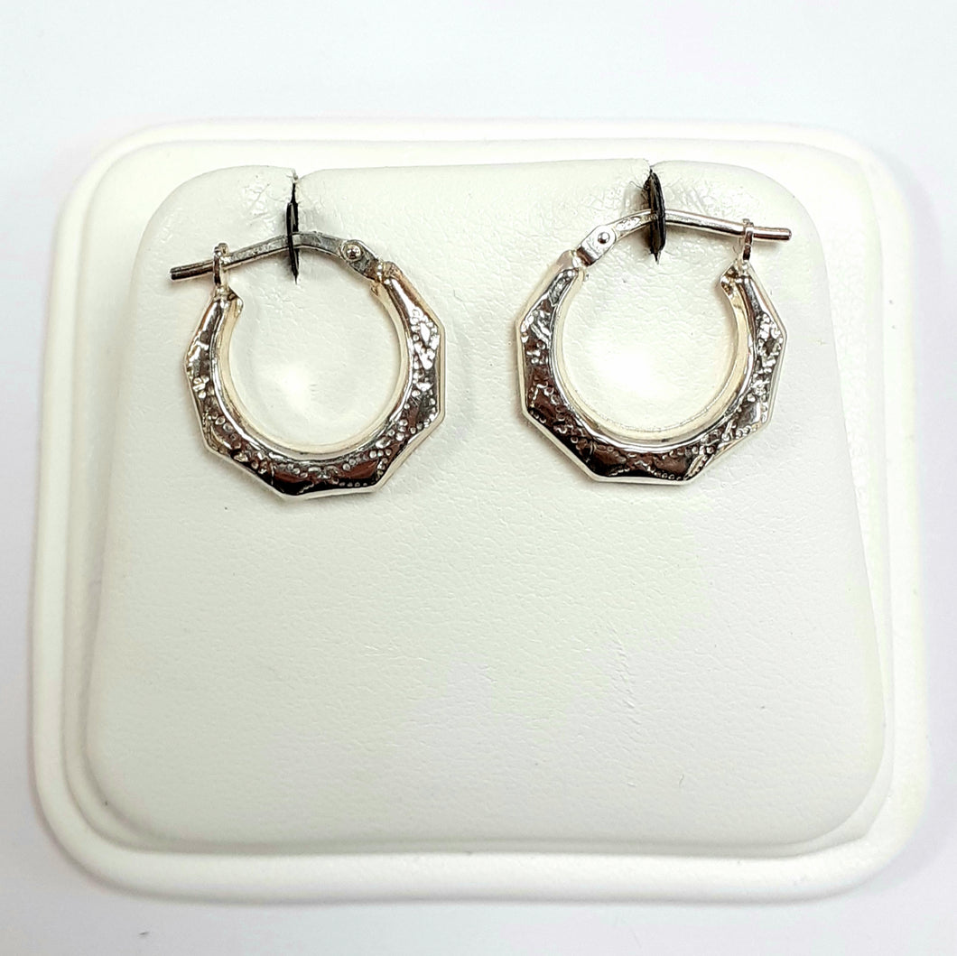 Silver Earrings Hallmarked 925 - Product Code - VX603