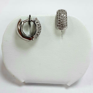 Silver Earrings Hallmarked 925 - Product Code - VX617