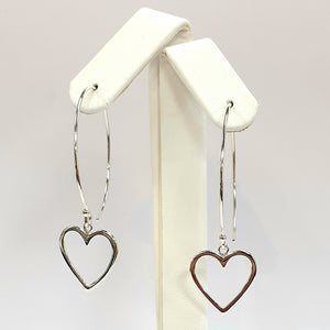Silver Earrings Hallmarked 925 - Product Code - F768