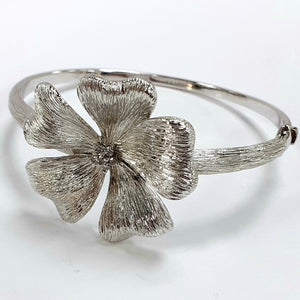 Silver Ladies Bangle - Product Code - A51
