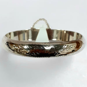 Silver Ladies Bangle - Product Code - C111