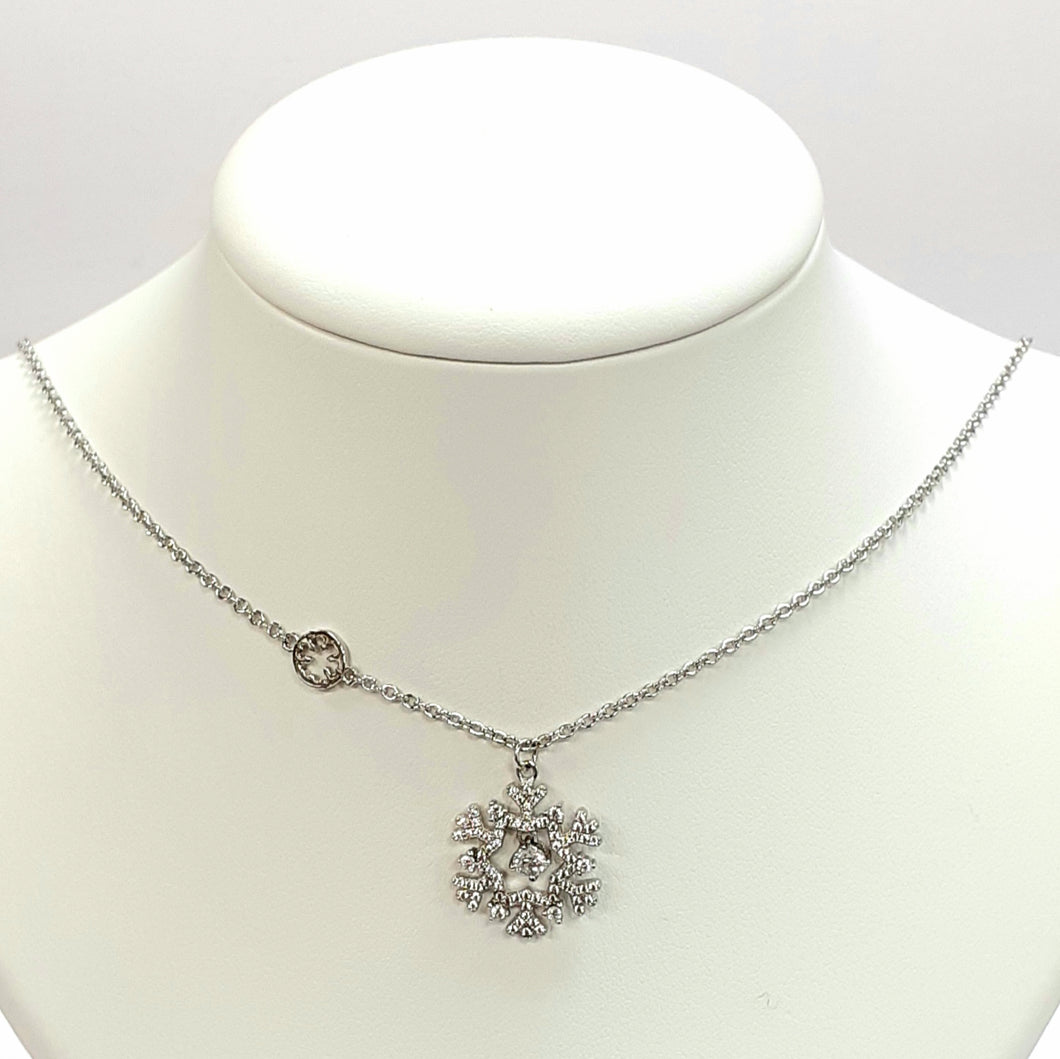 Silver Hallmarked 925 Pendant & Chain- Product Code - I587