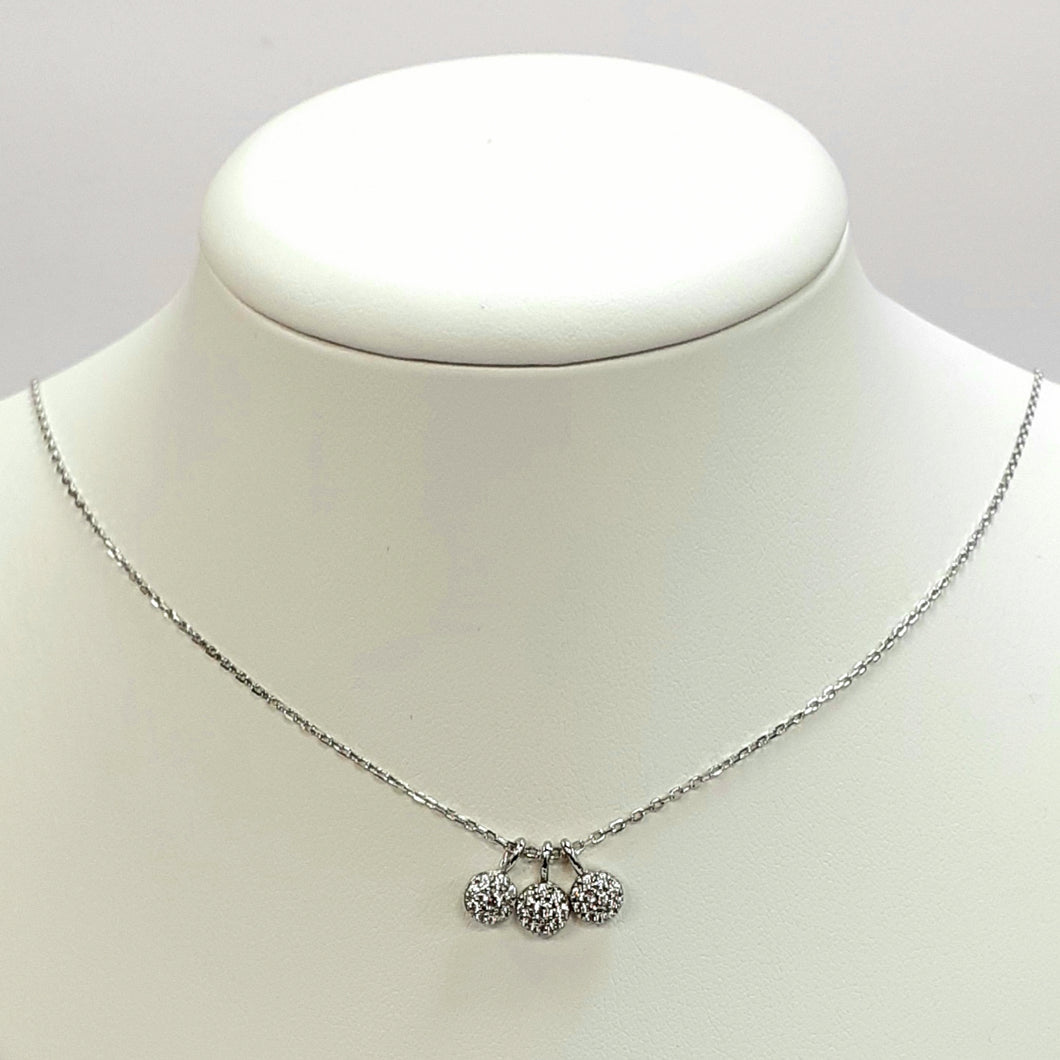 Silver Hallmarked 925 Pendant & Chain- Product Code - O108