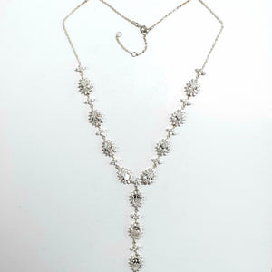Silver Hallmarked 925 Necklet - Product Code - C134