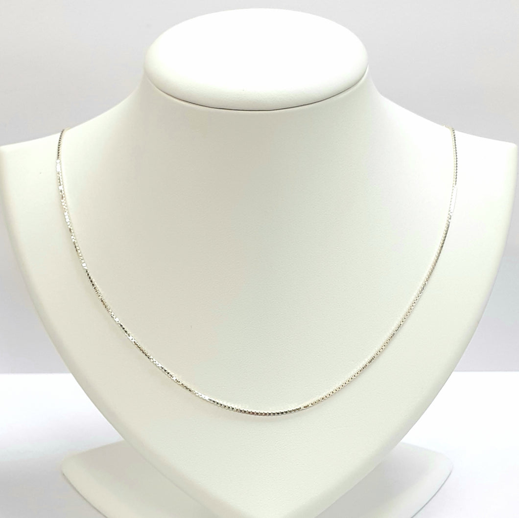 Silver Hallmarked 925 Chain - Product Code - VX573