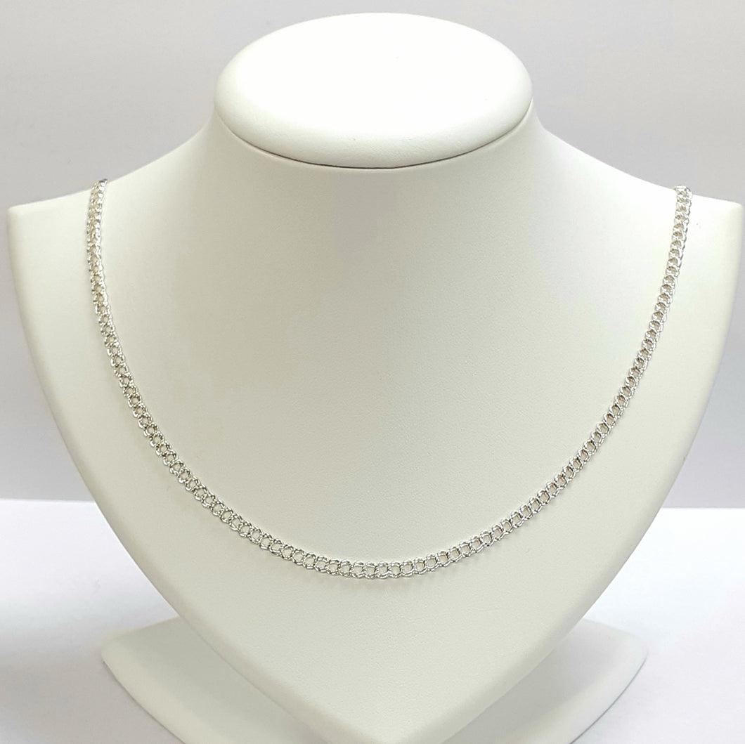 Silver Hallmarked 925 Chain - Product Code - U715