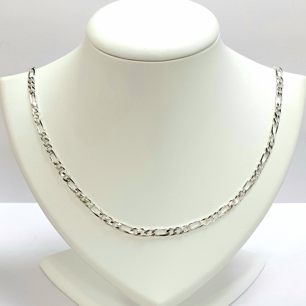 Silver Hallmarked 925 Chain - Product Code - VX139