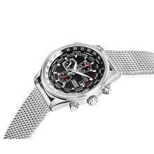 Load image into Gallery viewer, Citizen Men's Eco-Drive RED ARROWS CHRONOGRAPH Bracelet Watch - Product Code - CA0080-71E
