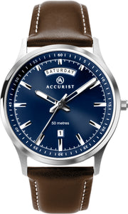 Accurist Men's Classic Strap Watch - Product Code - 7262